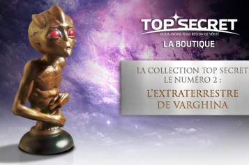 La collection des bustes Top Secret – le numéro 2