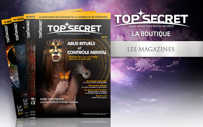 Le magazine Top Secret