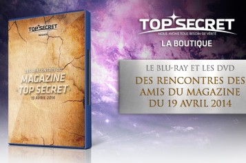 Le DVD des Rencontres du magazine Top Secret