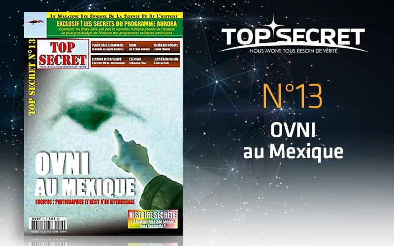 Top Secret N°13