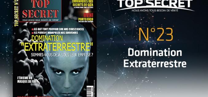 Top Secret N°23