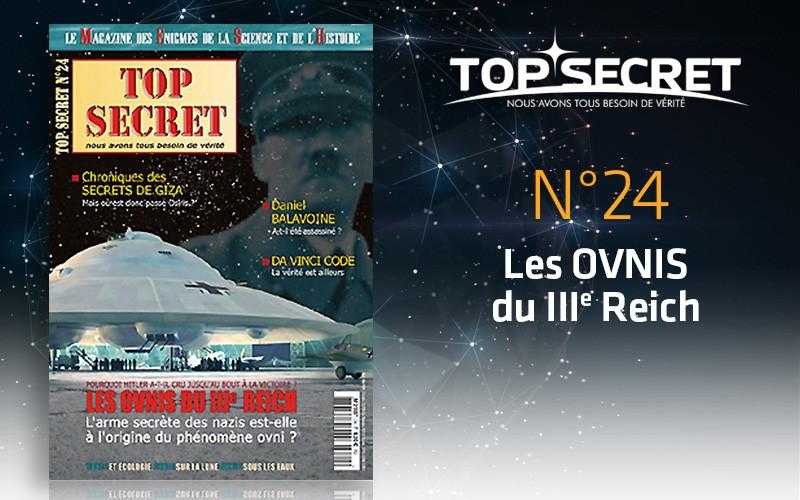 Top Secret N°24