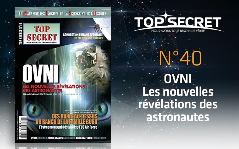 Top Secret N°40