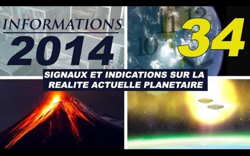 34° ALCYON PLÉIADES – INFORMATIONS 2014: Apparitions d'OVNI, Conspirations, phénomènes Etranges…