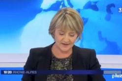 Manif anti-chemtrails au JT de France3