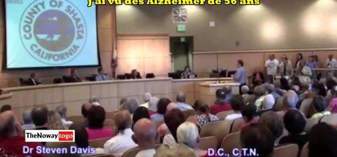 Pilotes,scientifiques et docteurs dénoncent les Chemtrails en Californie