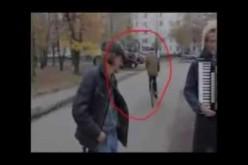 Un voyageur du temps filmé en Russie !