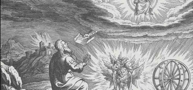 Les ovnis de la Bible