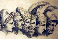 """Les dieux de l'Olympe """"le code Adamski"""""""