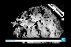Découvrez les premières images de la comète 'Tchouri' prises par Philae – Rosetta