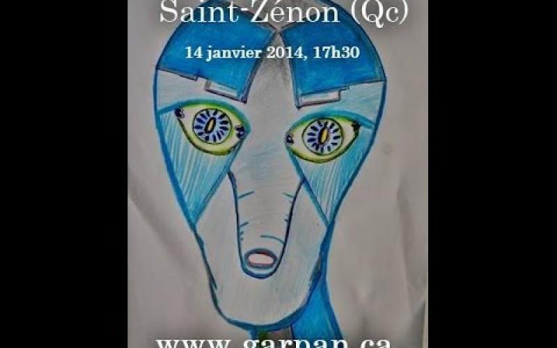 L'affaire de St Zénon, une rencontre du 3ème type – UFO CONSCIENCE