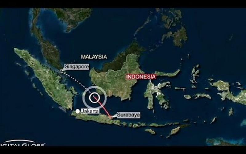 Nouvelle disparition (AirAsia) : les recherches suspendues, l'avion toujours introuvable