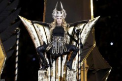 Madonna dédie une chanson aux illuminati