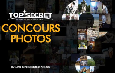 Concours photos Top Secret