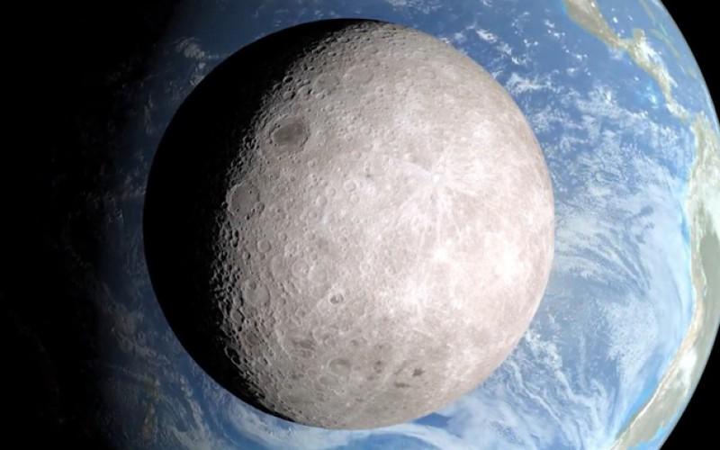 La NASA révèle la face cachée de la Lune, mais uniquement par ordinateur