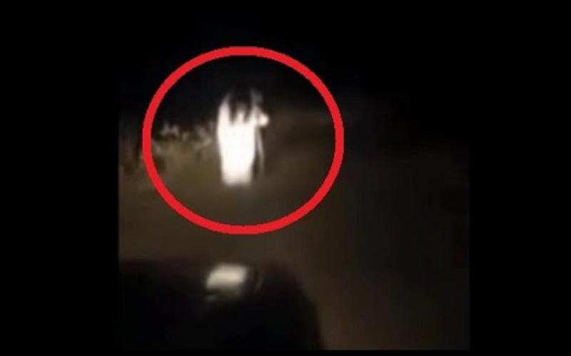 Info ou Intox ? La vidéo d'un fantôme blanc terrorise le web
