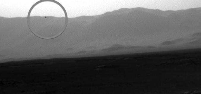 OVNI ou oiseau ? Un nouveau mystère sur Mars