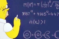 Homer Simpson était à deux doigts de découvrir le boson de Higgs