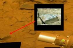 Mars : un livre retrouvé sur la planète rouge ?