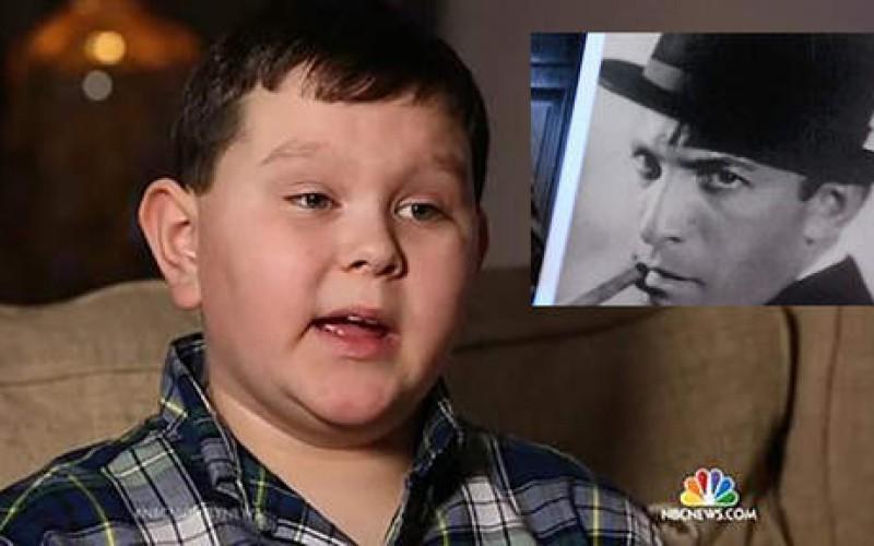 À 10 ans, il prétend être la réincarnation d'un acteur hollywoodien
