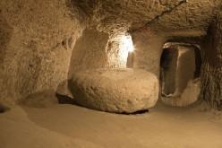 Une gigantesque ville souterraine découverte en Turquie