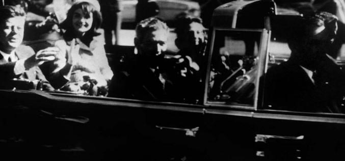 La vérité sur la mort de Kennedy révélée en 2017 ?