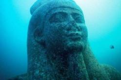 Découverte d'une cité engloutie au large de l'Égypte