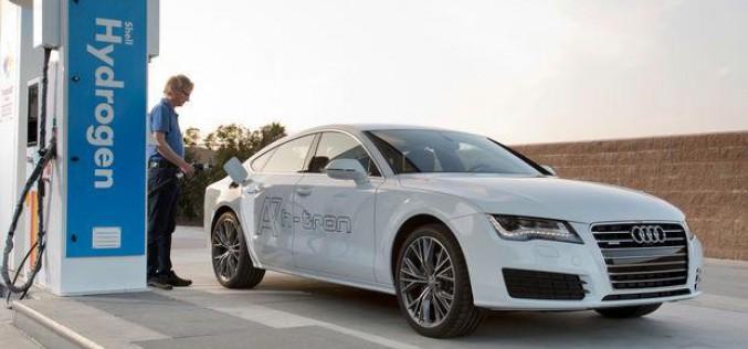 Audi invente un diesel révolutionnaire fait d'eau et d'air