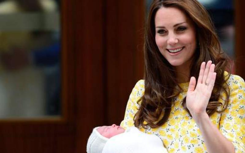 «Kate n'a pas pu accoucher, ce n'est pas possible»