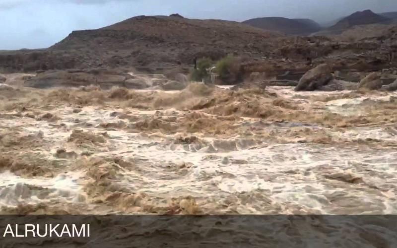 Tempête Ashobaa à Oman : 8 ans de pluies en 1 jour !
