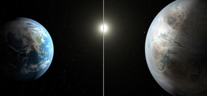 Une planète semblable à la Terre découverte par la Nasa