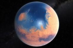 Sur Mars, on a trouvé un des tout derniers lacs à s'être asséché