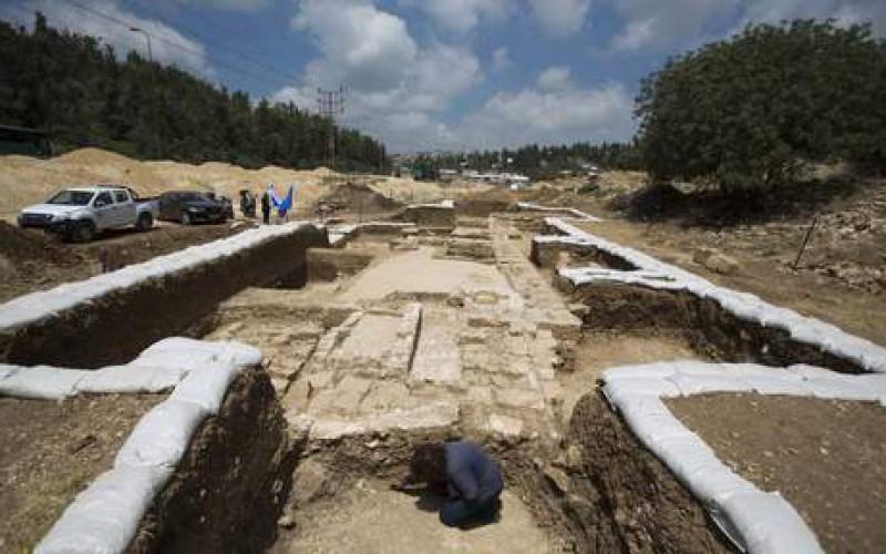 Israël: Des archéologues découvrent la ville du géant Goliath