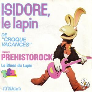 disque-bg-663-emission-croque-vacances-isidore-le-lapin-chante-prehistorock