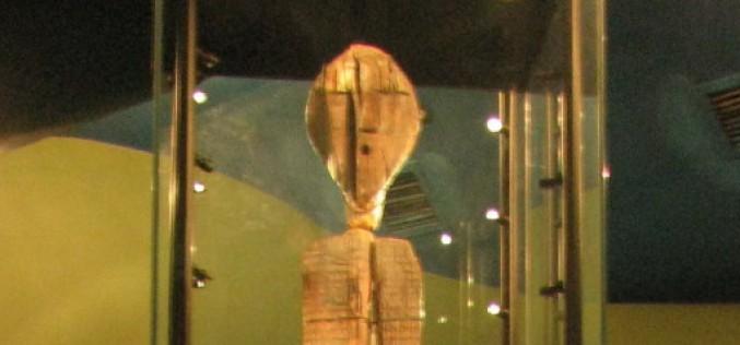 L'idole de Shigir devient l'oeuvre artistique la plus ancienne de la civilisation moderne