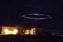 Une soucoupe volante lumineuse «aperçue» en Russie