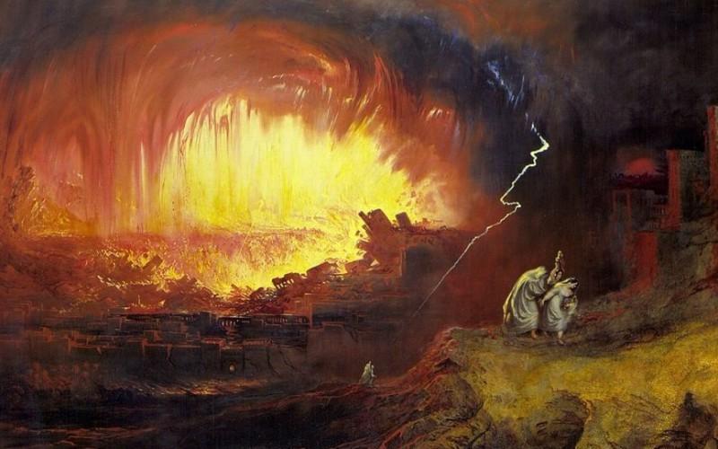 """""""La ville du péché"""" biblique de Sodome a été probablement localisée"""