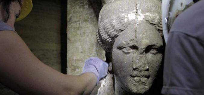 Le mystère du colossal tombeau d'Amphipolis enfin résolu ?