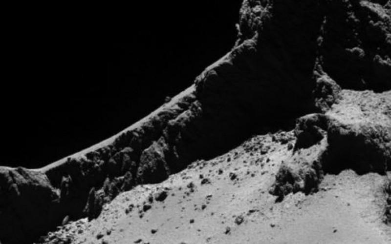 De l'oxygène découvert dans l'atmosphère de la comète Tchouri