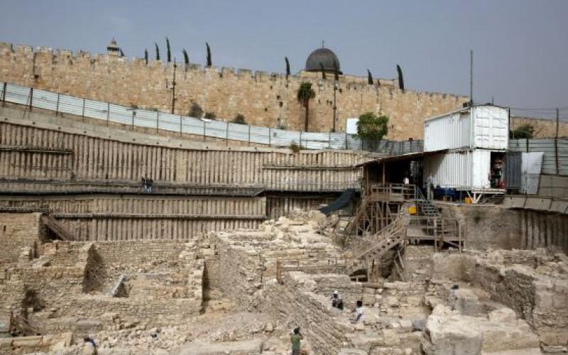 Une découverte archéologique résout un mystère vieux de 2000 ans à Jérusalem