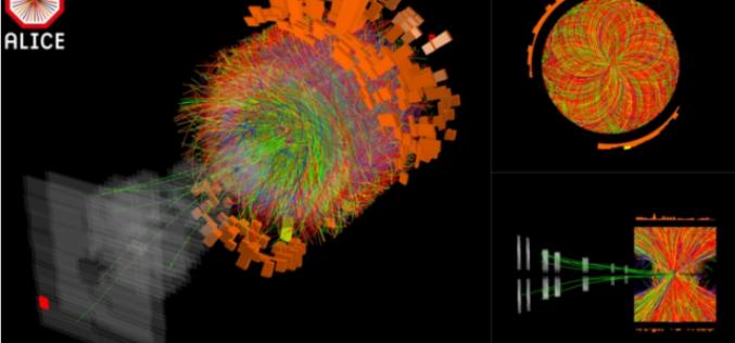 Le LHC explore le quagma du Big Bang avec une énergie record