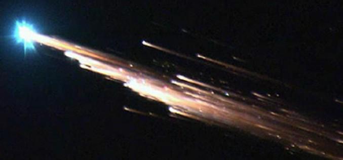 Un objet spatial inconnu fonce vers le Sri Lanka
