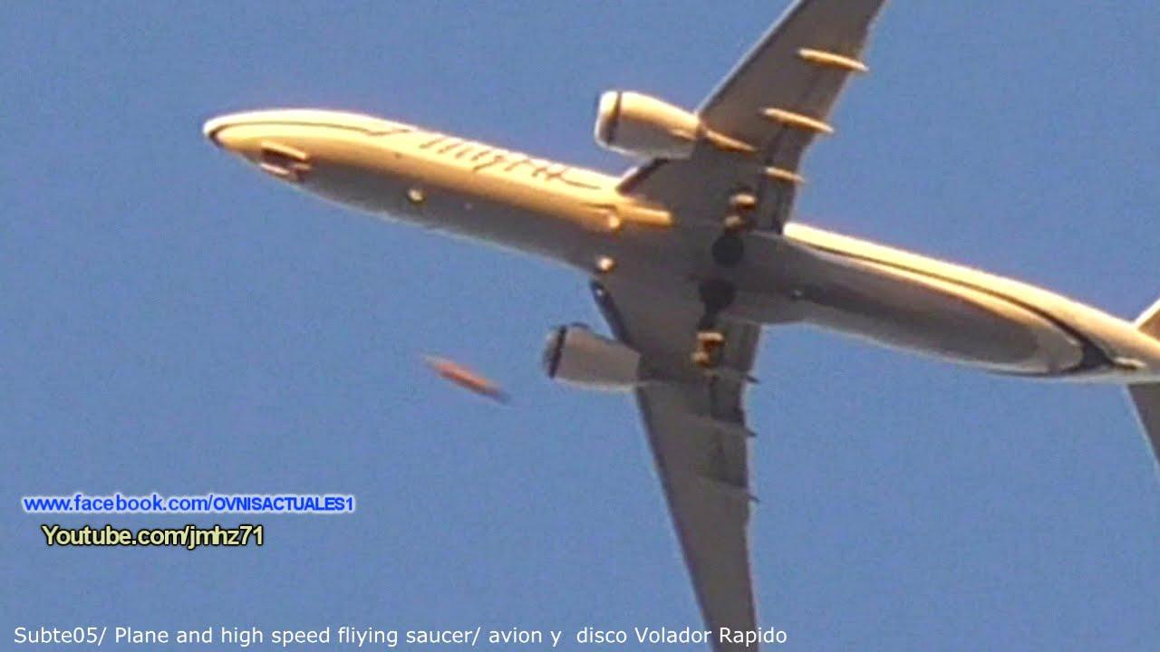 Rencontre ovni avion