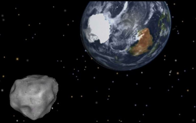 Un énorme astéroïde «frôlera» la Terre la veille de Noël