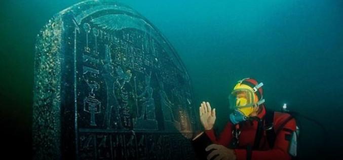 Archéologie : une cité oubliée découverte dans le delta du Nil