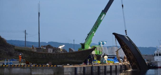 Le Japon se passionne pour le mystère des bateaux fantômes