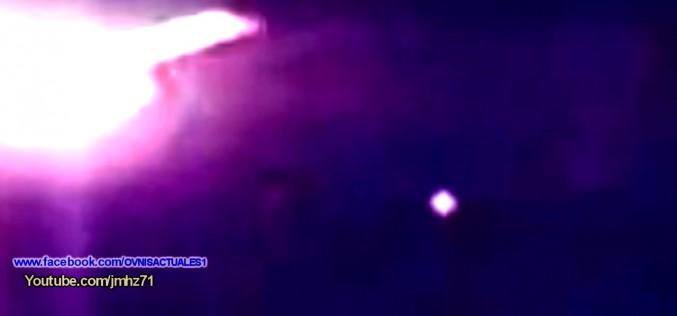 Un ovni filmé à proximité de la station ISS 15/15/2015