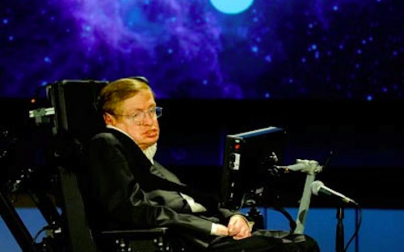 Stephen Hawking craint que l'humanité ne s'auto-détruise