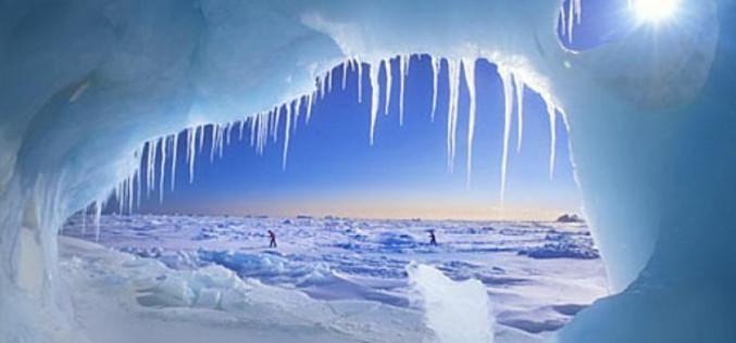 Il fait 4 degrés au lieu de -40 au pôle Nord