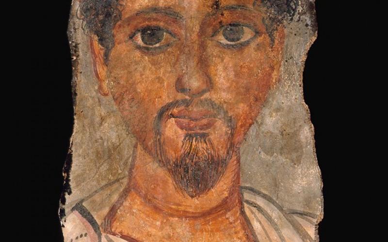 Portrait funéraire du FayoumUne percée dans l'étude des peintures anciennes